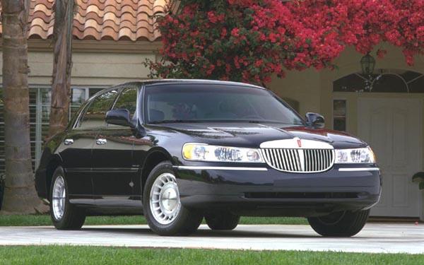Lincoln Town Car 1994-2001