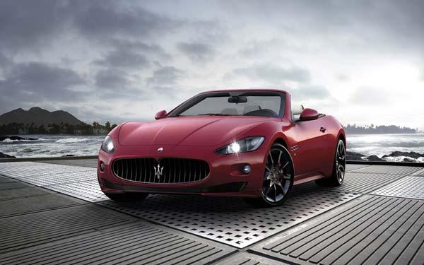 Maserati GranCabrio Sport 2011-2017