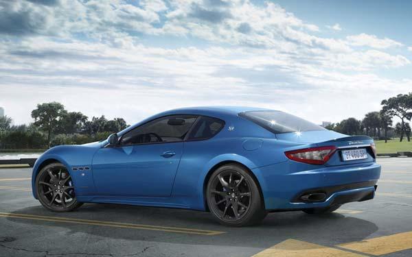 Maserati GranTurismo Sport 2012-2017