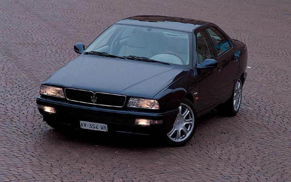 Maserati Quattroporte 1994-2003
