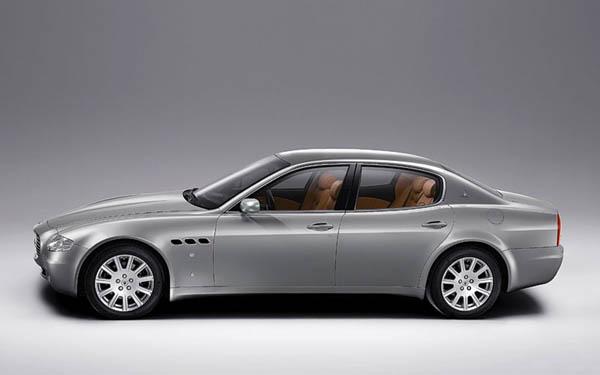 Maserati Quattroporte 2004-2012