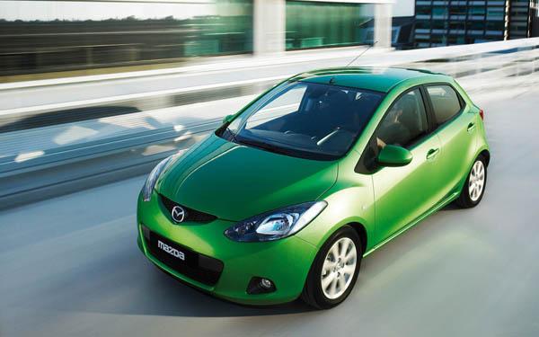 Mazda 2 2007-2010