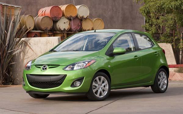 Mazda 2 2010-2014