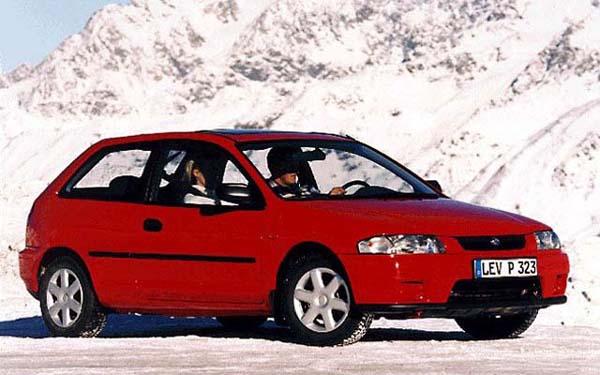 Mazda 323P 1998-2003