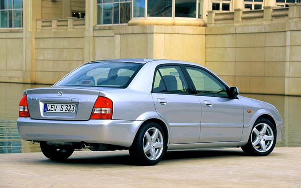 Mazda 323S 1998-2003