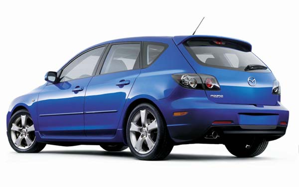 Mazda 3 2004-2008