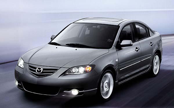 Mazda 3 Sedan 2004-2008
