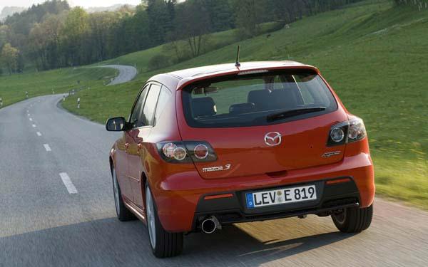 Фото Mazda 3 MPS  (2006-2008)