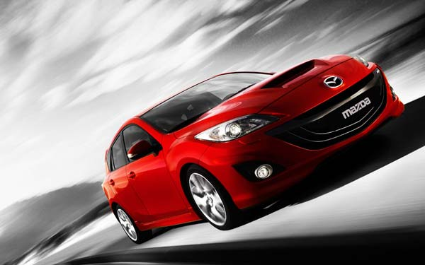 Mazda 3 MPS 2009-2011