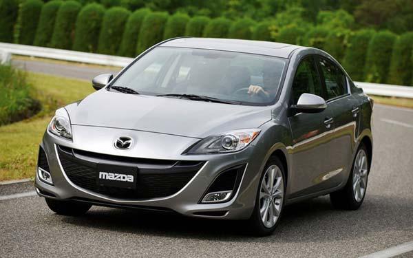 Mazda 3 Sedan 2009-2011