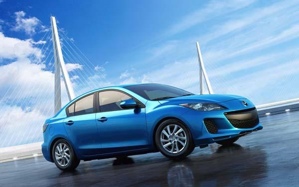 Mazda 3 Sedan 2011-2013