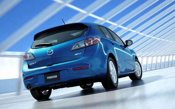 Mazda 3 2011-2013