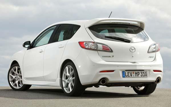 Mazda 3 MPS 2011-2013