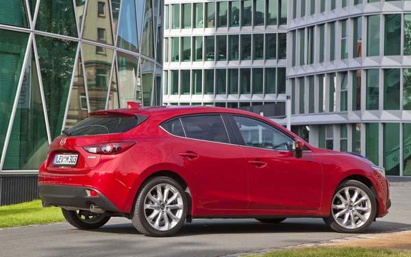 Mazda 3 2013-2019