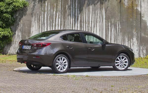Mazda 3 Sedan 2013-2019