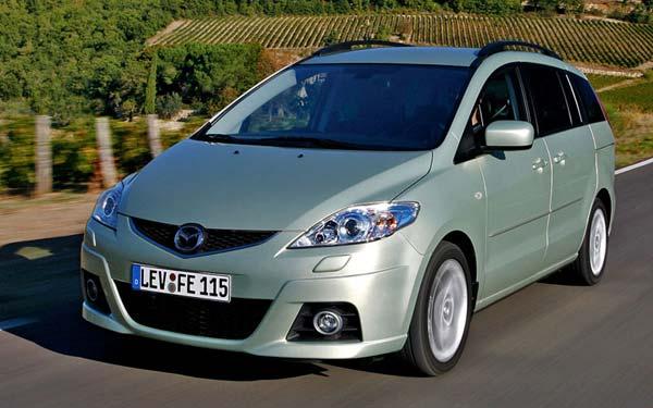 Mazda 5 2008-2010