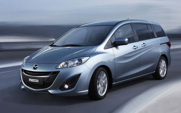 Mazda 5 2010-2015