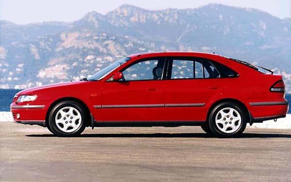 Mazda 626 1997-1999