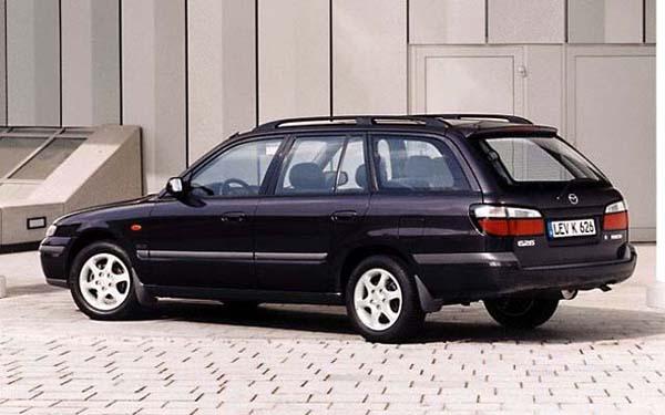 Mazda 626 Wagon 1997-1999
