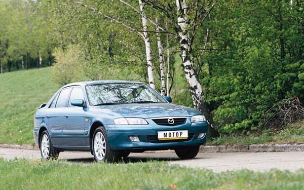 Mazda 626 2000-2001