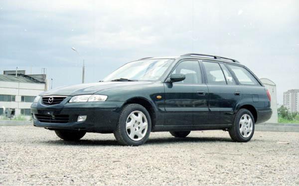 Mazda 626 Wagon 2000-2001