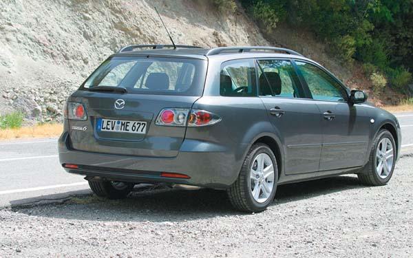 Mazda 6 Wagon 2002-2005