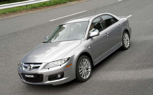 Mazda 6 MPS 2004-2007
