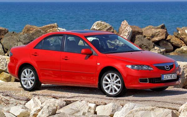 Mazda 6 2006-2007