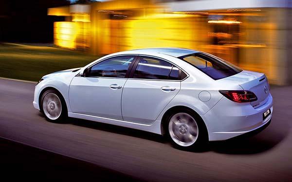 Mazda 6 2007-2009
