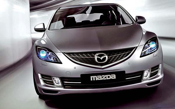 Mazda 6 Hatchback 2007-2009