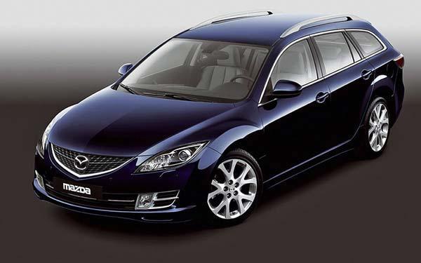 Mazda 6 Wagon 2007-2009