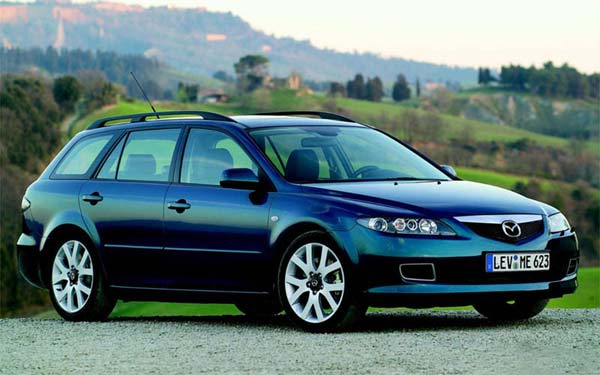Mazda 6 Wagon 2006-2007