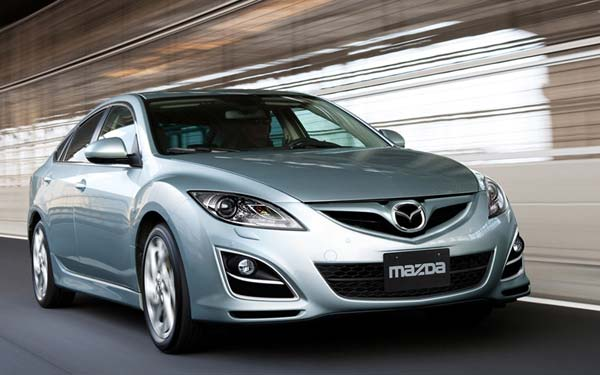 Mazda 6 2010-2012