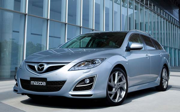 Mazda 6 Wagon 2010-2012