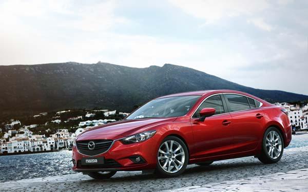 Mazda 6 2012-2015