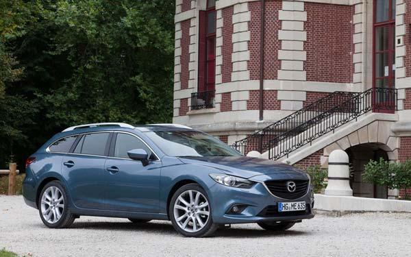 Mazda 6 Wagon 2012-2015