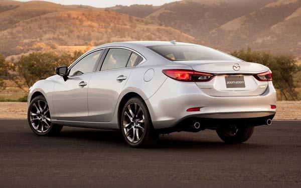 Mazda 6 2015-2017