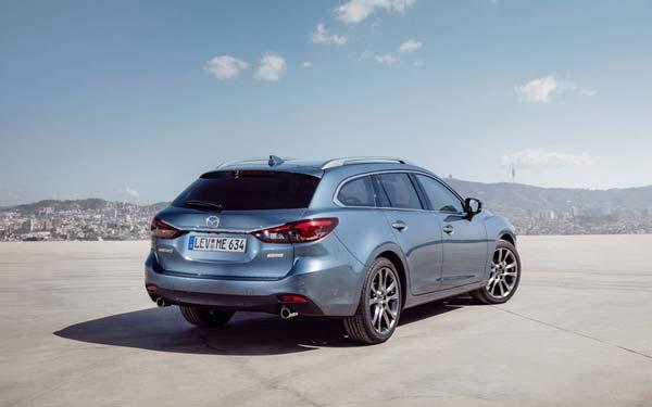 Mazda 6 Wagon 2015-2018