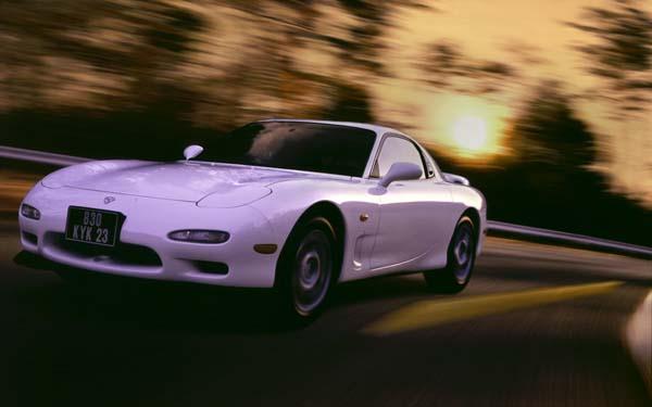 Mazda RX-7 1991-2002