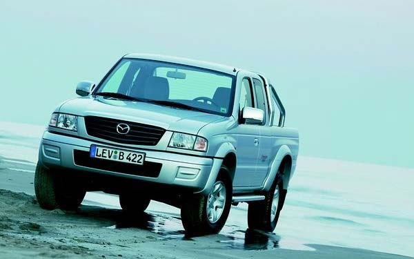 Mazda B2500 1999-2006