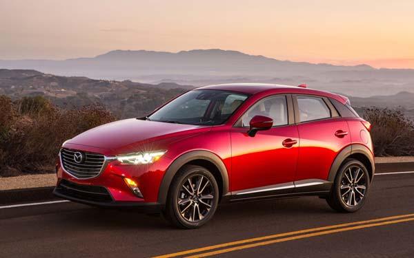 Mazda CX-3 2015-2018