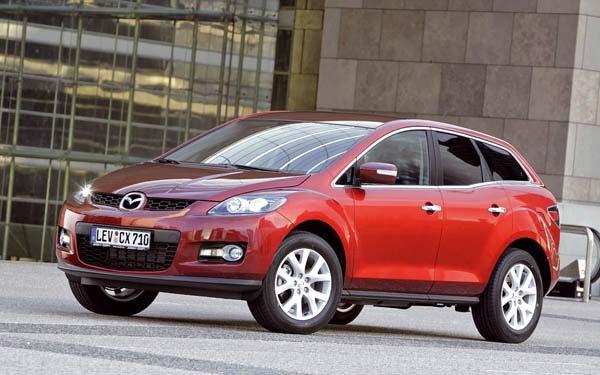 Mazda CX-7 2006-2009