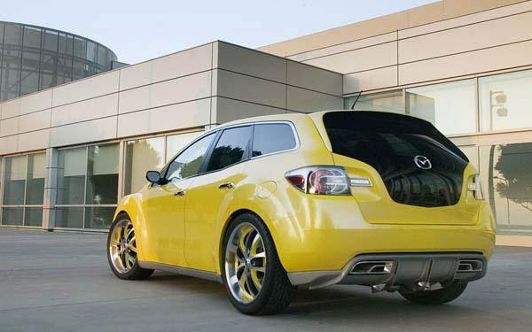 Mazda CX-7 Adrenaline Prototype