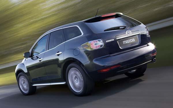 Mazda CX-7 2009-2012