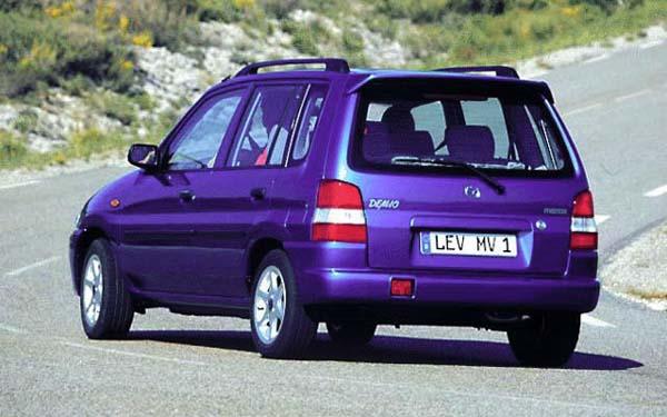 Mazda Demio 1998-2002