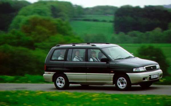 Mazda MPV 1988-1995