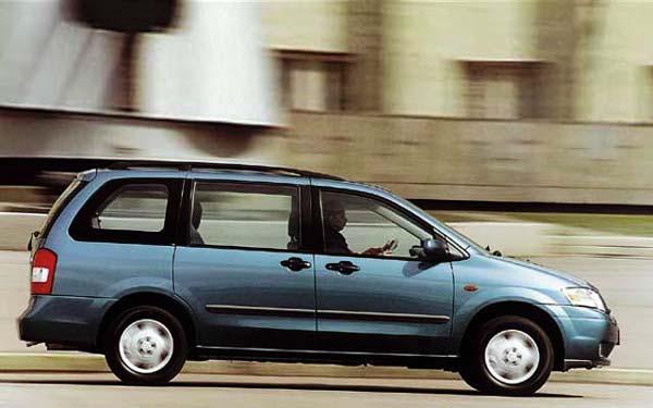 Mazda MPV 1999-2003