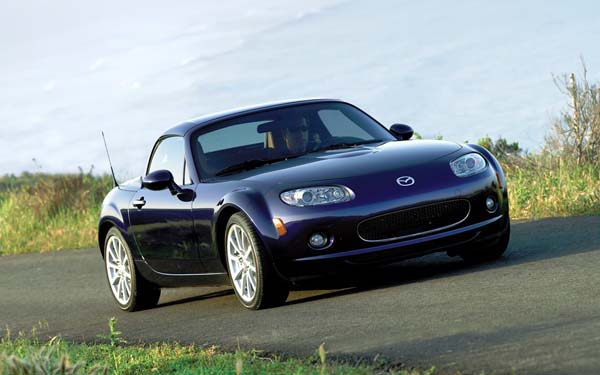 Mazda MX-5 Roadster Coupe 2006-2008