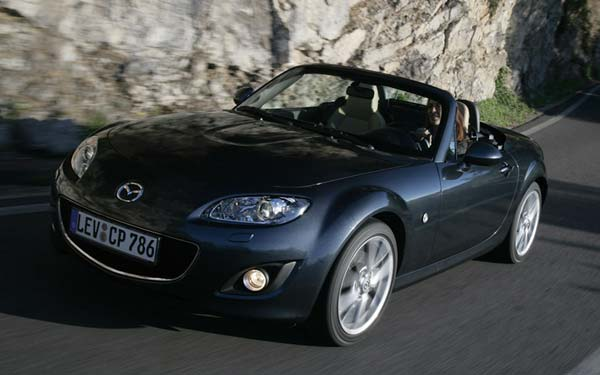 Mazda MX-5 Roadster Coupe 2009-2015