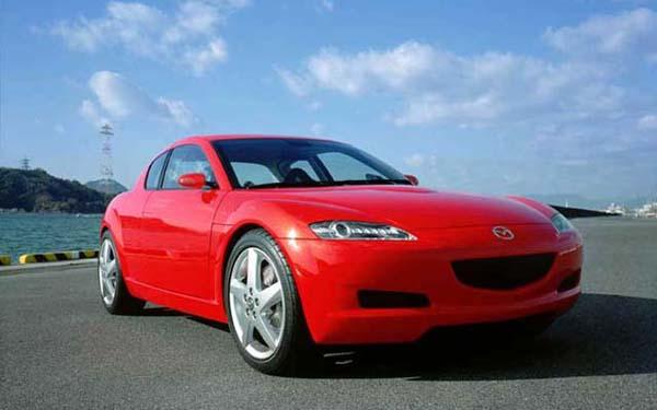 Mazda RX-8 2003-2009
